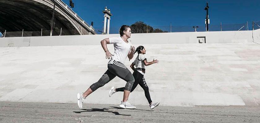 Adidas AlphaBOUNCE Instinct, silueta