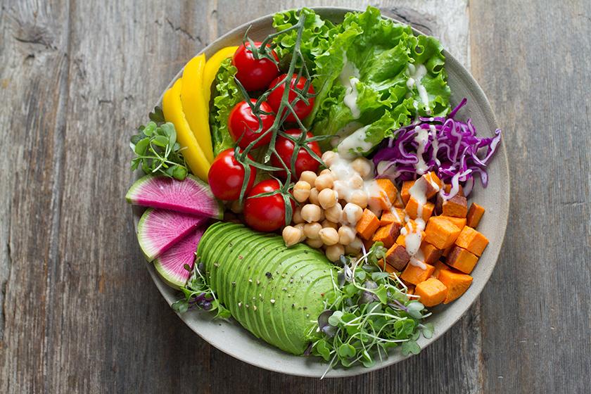 ¿Es efectivo seguir una dieta vegana para perder peso?: Razonos - foto 2