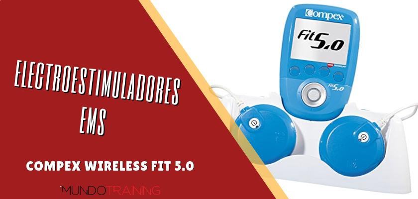 Electroestimuladores en el entrenamiento de runners - Compex Wireless Fit 5.0