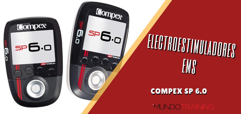 Electroestimuladores en el entrenamiento de runners - Compex SP 6.0
