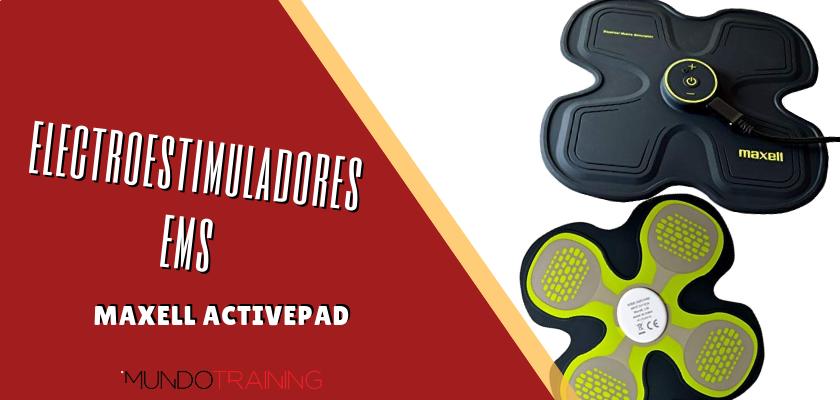 Electroestimuladores en el entrenamiento de runners - Maxell Activepad