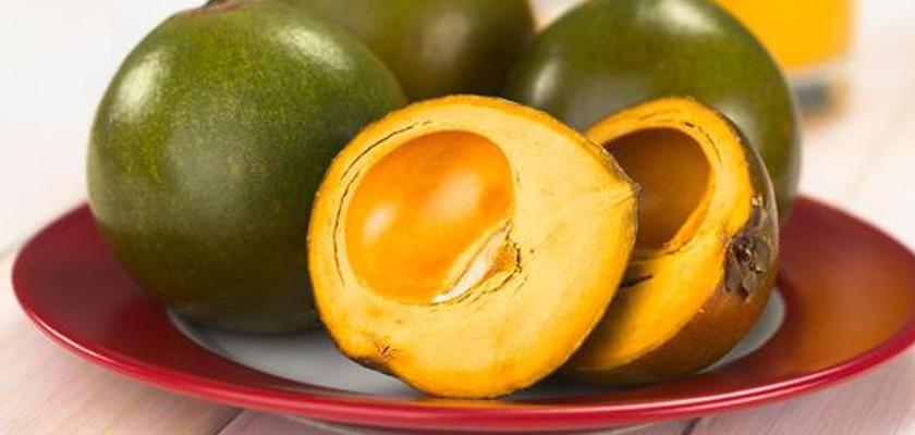 Qué es la Lúcuma y qué propiedades tiene, fruta