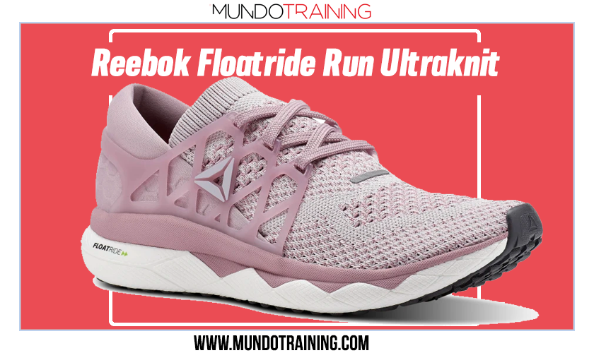Mejores zapatillas de Crossfit Reebok- Floatride Run Ultraknit