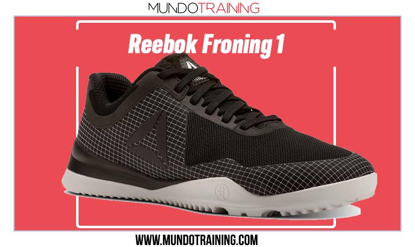 Mejores zapatillas de Crossfit de Reebok - Froning 1