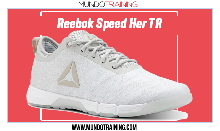 Mejores zapatillas de Crossfit de Reebok - Speed Her TR