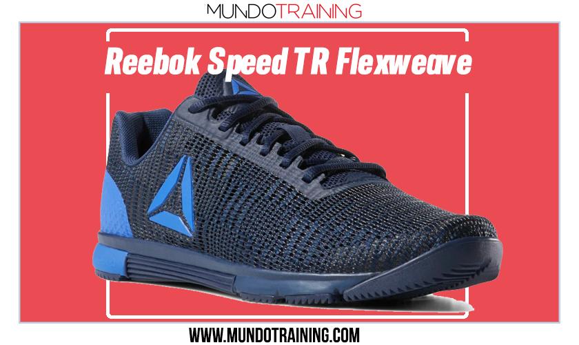 Mejores zapatillas de Crossfit de Reebok - Speed TR Flexweave