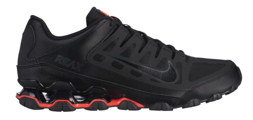 Nike Reax 8 TR Mesh, características principales