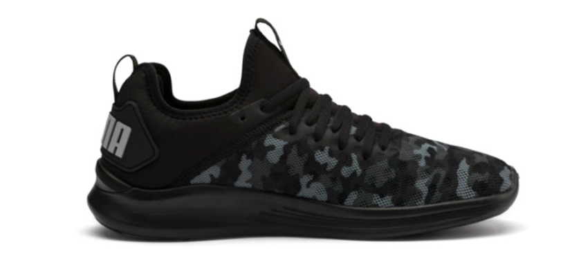 Puma Ignite Flash Camouflage, prestaciones