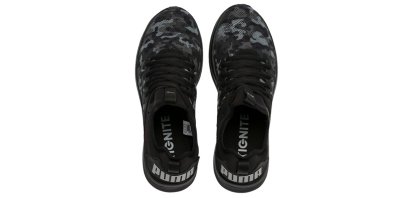 Puma Ignite Flash Camouflage, upper