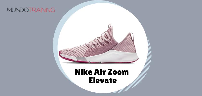 Las 10 mejores zapatillas de entrenamiento 2019 de Nike, Nike Air Zoom Elevate