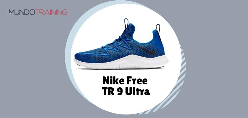Las 10 mejores zapatillas de entrenamiento 2019 de Nike, Nike Free TR 9 Ultra