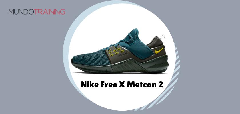 Las 10 mejores zapatillas de entrenamiento 2019 de Nike, Nike Free X Metcon 2