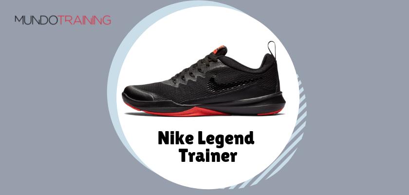 Las 10 mejores zapatillas de entrenamiento 2019 de Nike, Nike Legend Trainer