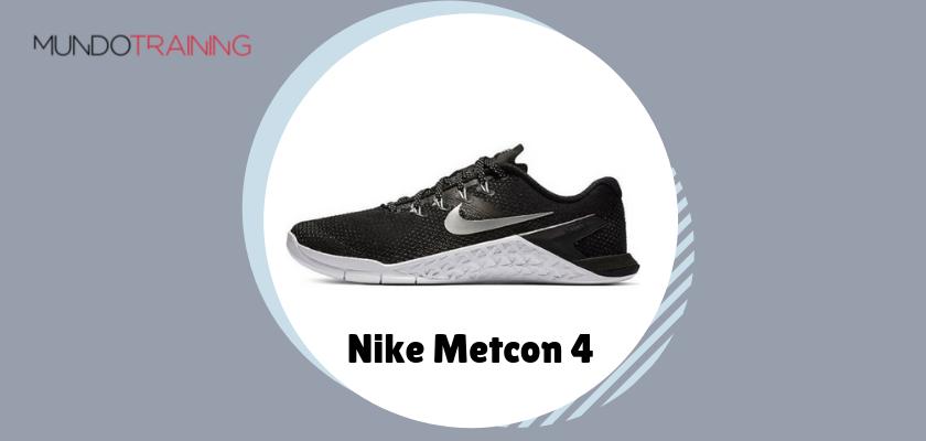 Las 10 mejores zapatillas de entrenamiento 2019 de Nike, Nike Metcon 4