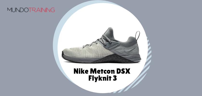 Las 10 mejores zapatillas de entrenamiento 2019 de Nike, Nike Metcon DSX Flyknit 3