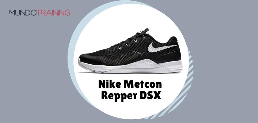 Las 10 mejores zapatillas de entrenamiento 2019 de Nike, Nike Metcon Repper DSX