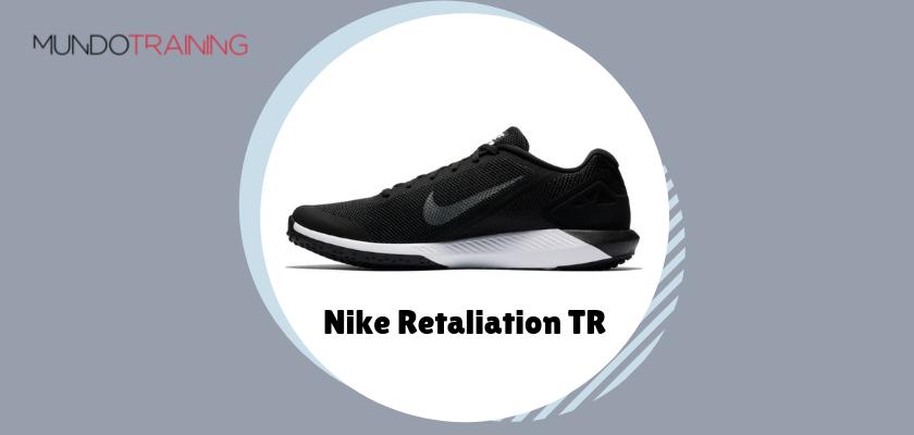 Las 10 mejores zapatillas de entrenamiento 2019 de Nike, Nike Retaliation TR