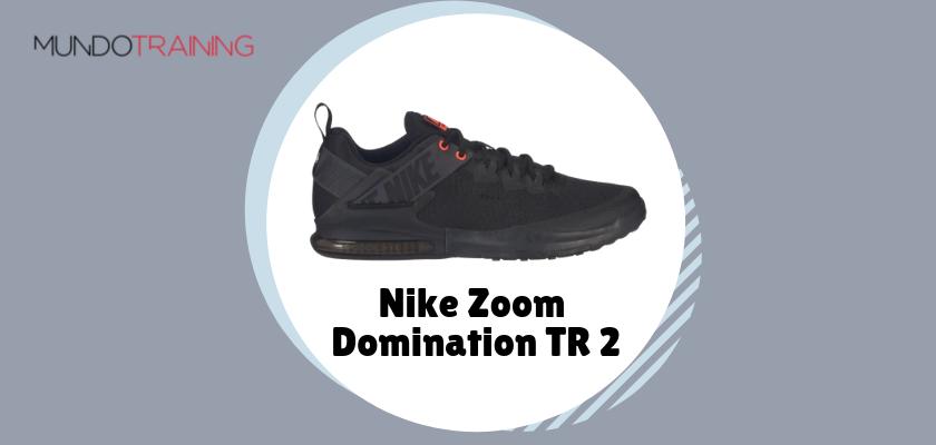 Las 10 mejores zapatillas de entrenamiento 2019 de Nike, Nike Zoom Domination TR 2