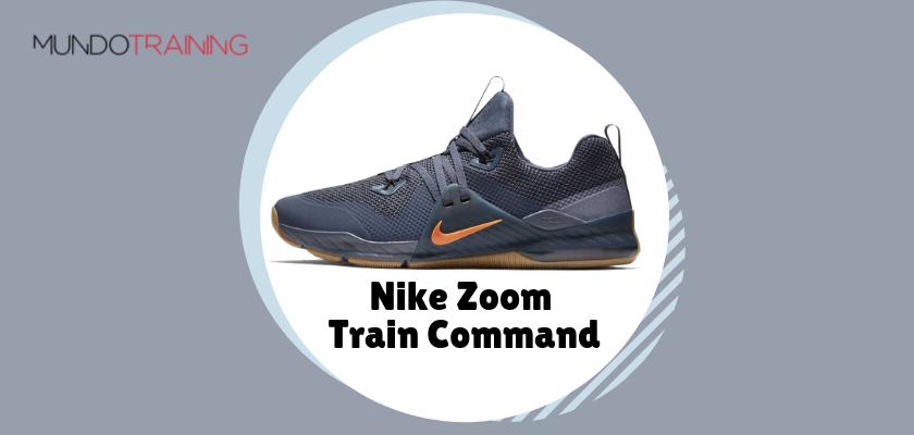 Las 10 mejores zapatillas de entrenamiento 2019 de Nike, Nike Zoom Train Command
