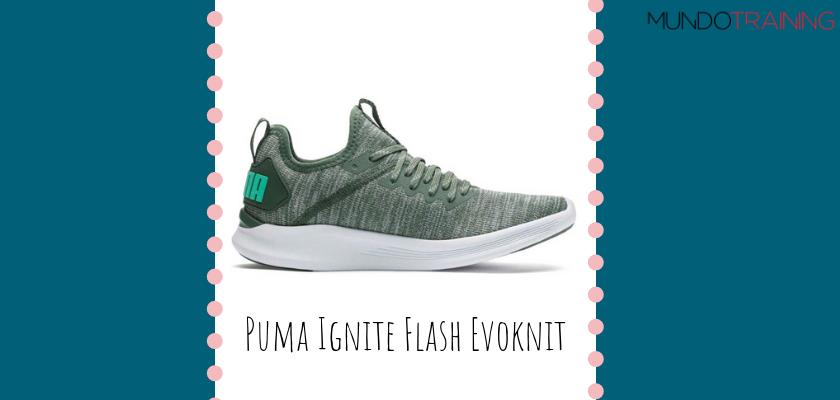 Las mejores zapatillas de entrenamiento 2019 de Puma,  Ignite Flash Evoknit