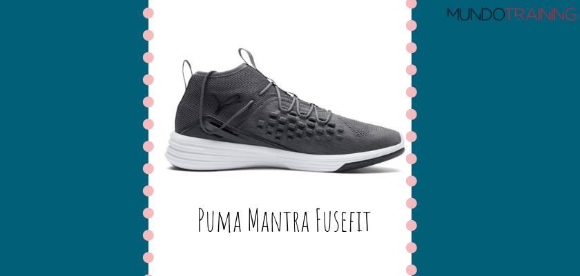 Las mejores zapatillas de entrenamiento 2019 de Puma, Mantra Fusefit