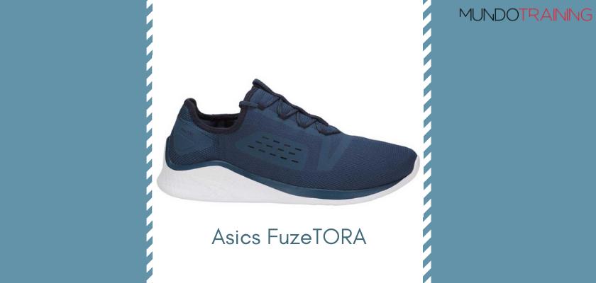 Las mejores zapatillas de entrenamiento 2019 de Asics FuzeTORA