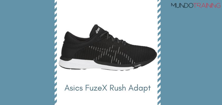 Las mejores zapatillas de entrenamiento 2019 de Asics FuzeX Rush Adapt