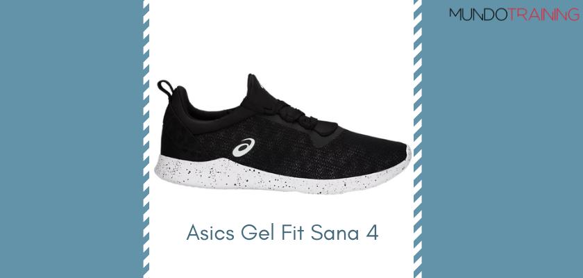Las mejores zapatillas de entrenamiento 2019 de Asics Gel Fit Sana 4