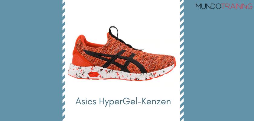 Las mejores zapatillas de entrenamiento 2019 de Asics HyperGel-Kenzen