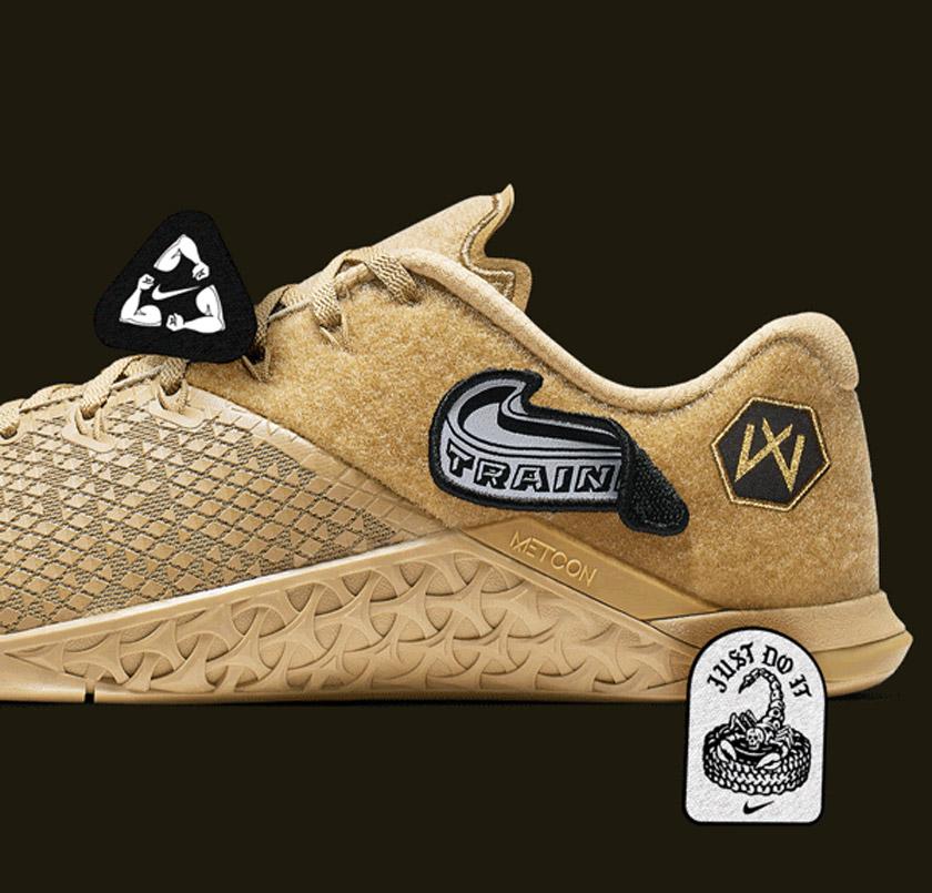 Marcando estilo con las personalizadas Nike Metcon 4 XD Patch - foto 3