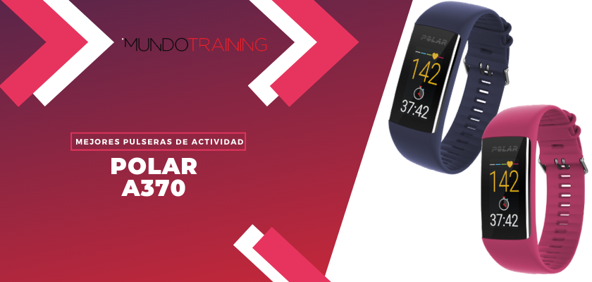 Los mejores pulseras de actividad para fitness - Polar A370