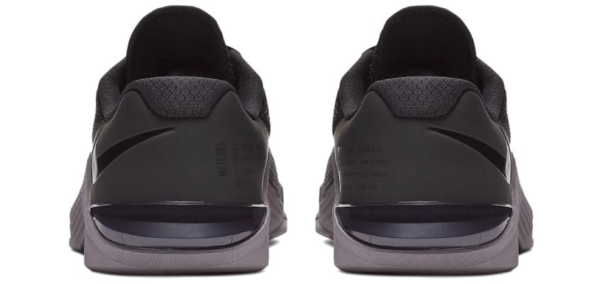 Nike Metcon 5, talón
