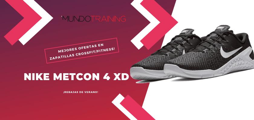 Las mejores descuentos en tiendas online en zapatillas CrossFit/Fitness - Nike Metcon 4 XD