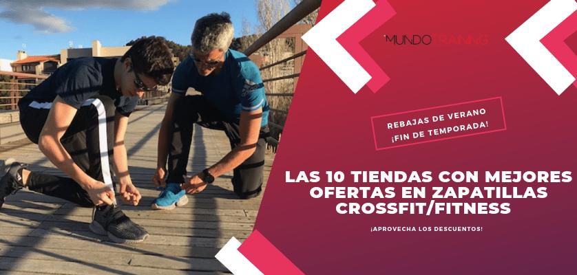 Las 10 tiendas con mejores descuentos en zapatillas CrossFit