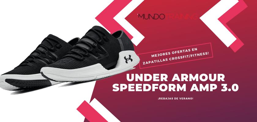 Las mejores descuentos en tiendas online en zapatillas CrossFit/Fitness - Under Armour SpeedForm AMP 3.0