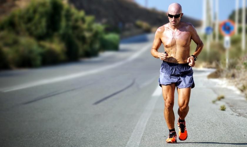 Entrenar los abdominales oblicuos para runners