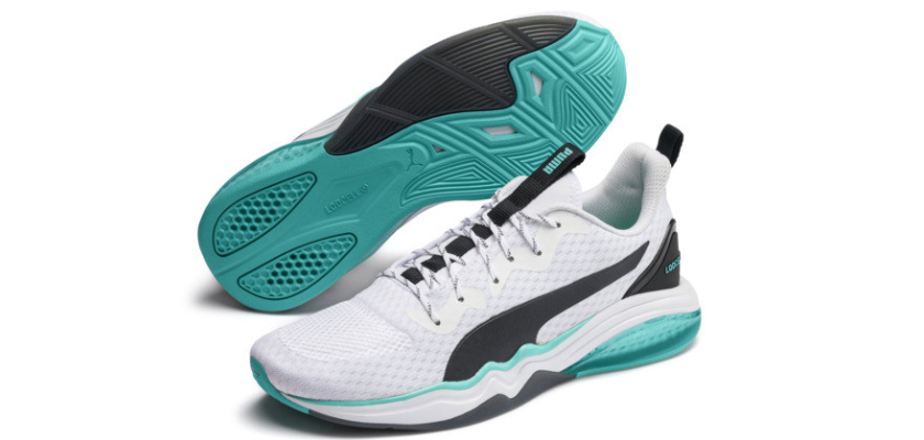 Puma LQDCELL Tension upper con malla superpuesta