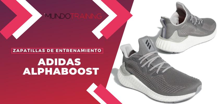 Las 6 zapatillas de entrenamiento adidas Alphabounce para rendir más - adidas Alphaboost