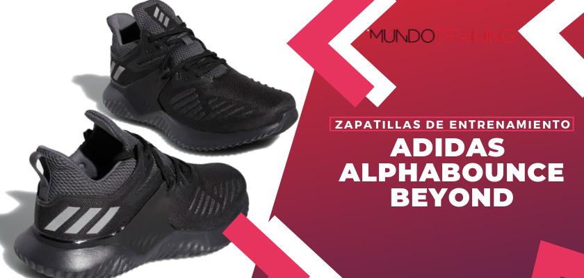 Las 6 zapatillas de entrenamiento adidas Alphabounce - Adidas Alphabounce Beyond
