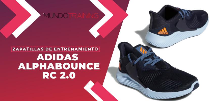 Las 6 zapatillas de entrenamiento adidas Alphabounce - adidas Alphabounce RC 2.0