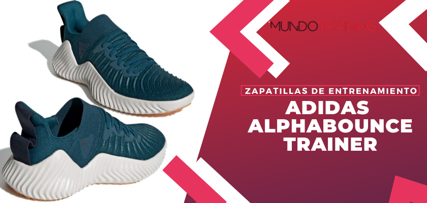 Las 6 zapatillas de entrenamiento adidas Alphabounce - adidas Alphabounce Trainer