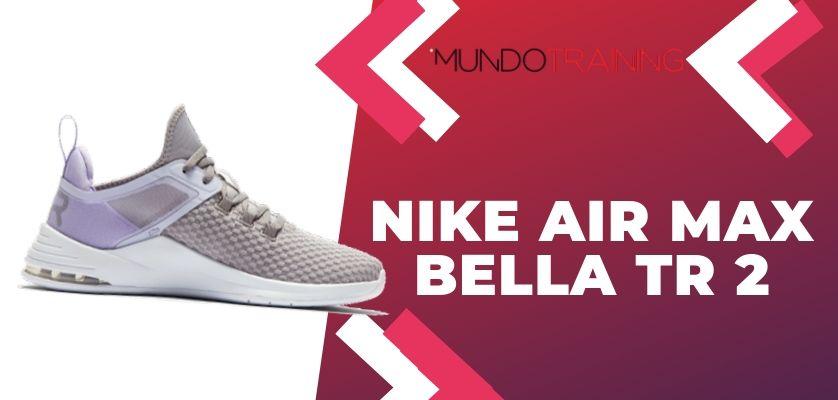 Las 5 mejores zapatillas de entrenamiento para mujer de Nike 2019, Nike Air Max Bella TR 2