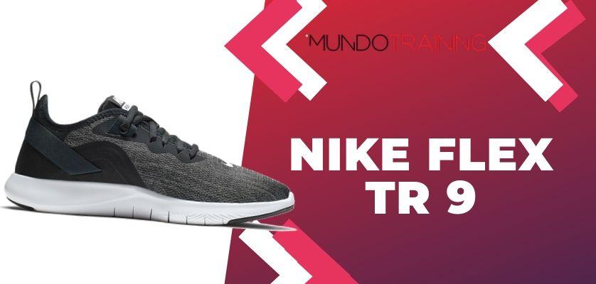 Las 5 mejores zapatillas de entrenamiento para mujer de Nike 2019, Nike Flex TR 9