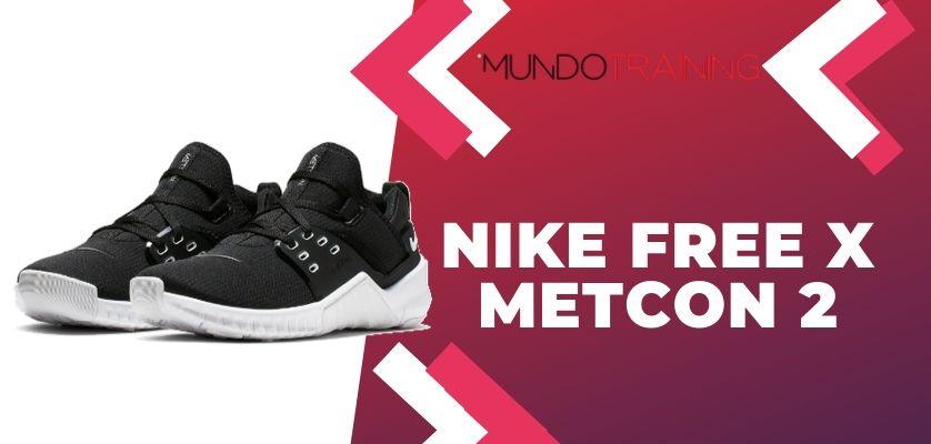 Las 5 mejores zapatillas de entrenamiento para mujer de Nike 2019,  Nike Free X Metcon 2