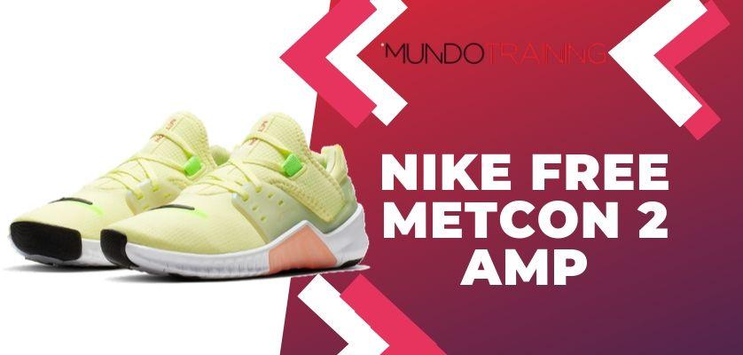 Las 5 mejores zapatillas de entrenamiento para mujer de Nike 2019, Nike Free Metcon 2 AMP