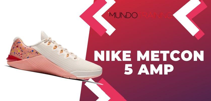 Las 5 mejores zapatillas de entrenamiento para mujer de Nike 2019,  Nike Metcon 5 AMP
