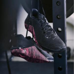 Comparador de zapatillas entrenamiento y material para
