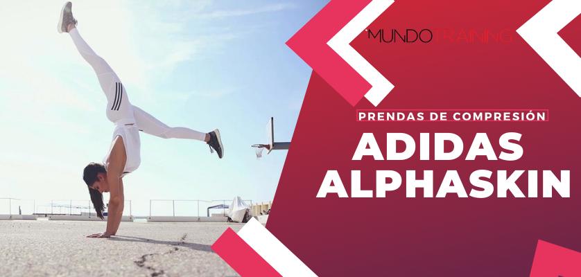 Colección Adidas Alphaskin: ¿Cómo las prendas de compresión