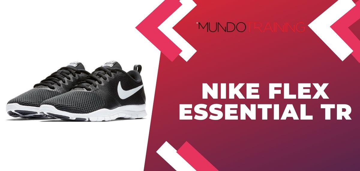 8 zapatillas de training Nike más vendidas del mes de noviembre, Nike Flex Essential TR