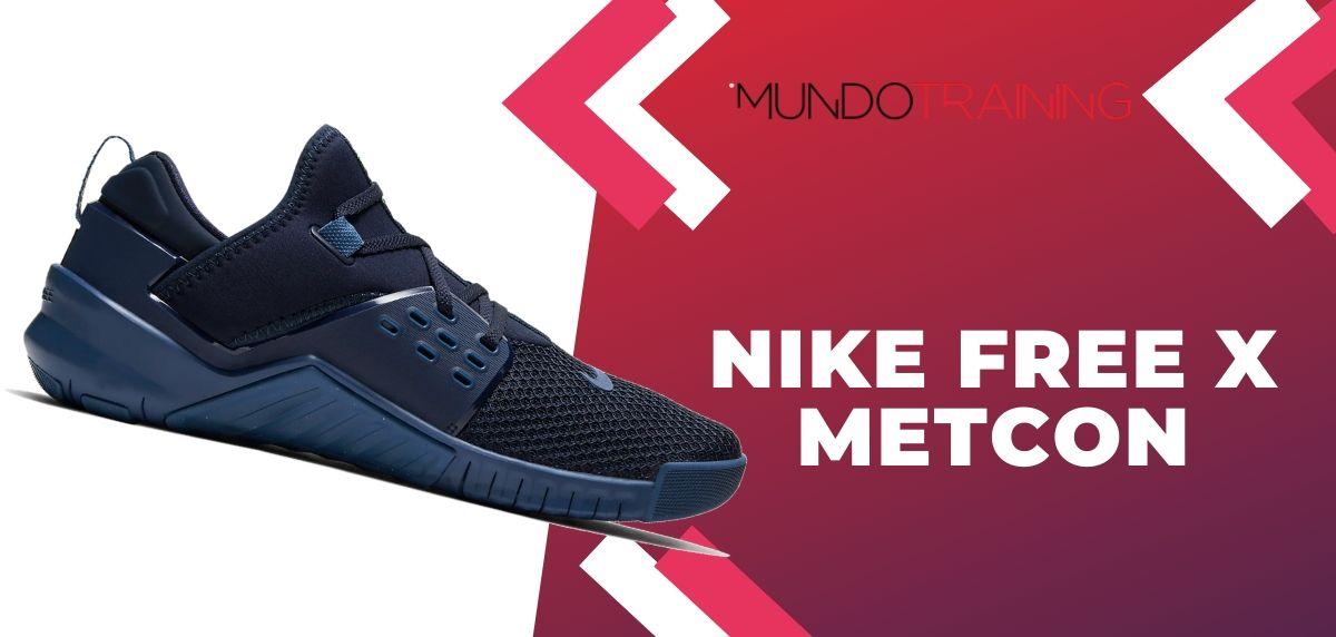 8 zapatillas de training Nike más vendidas del mes de noviembre, Nike Free x Metcon